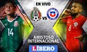 México vs Chile EN VIVO: con Chicharito Hernández en amistoso por fecha FIFA