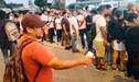 Revendedores hicieron negocio con las entradas gratuitas en el Sudamericano Sub 17 [VIDEO]