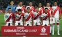 Perú vs Venezuela EN VIVO: 'Blanquirroja' empata 0-0 por la fecha 2 del Sudamericano Sub-17