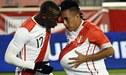 Christian Cueva volvió a marcar y a redondear una buena actuación con la Selección Peruana [VIDEO]