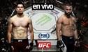 ► Ver aquí UFC EN VIVO | Peruano 'El Mudo' Jesús Pinedo contra John Makdessi hoy por FOX Sports: resultados en DIRECTO del UFC Fight Night 148 | GUÍA de canales TV