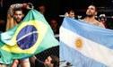 ¿Brasil vs. Argentina en UFC? Rafael Dos Anjos explica las razones del porqué rechaza pelear con Santiago Ponzinibbio