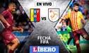 Venezuela vs Cataluña EN VIVO ONLINE: fecha, hora y canal del encuentro amistoso internacional por fecha FIFA