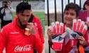 Selección Peruana: El emocionante gesto de Pedro Gallese con un niño tras práctica en Washington [VIDEO]