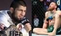 """Khabib tras el retiro de Conor McGregor del UFC: """"Solo puede haber un solo rey en la jungla"""""""