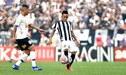 Con Christian Cueva, Santos cayó 2-1 ante Corinthians por Campeonato Paulista