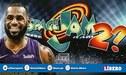 Insólito: LeBron James no jugará el mundial de básquet porque grabará Space Jam 2