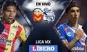 [EN VIVO] Morelia vs Puebla, con Edison Flores, empatan 1-1 por la fecha 13 de la Liga MX