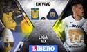 EN VIVO Pumas empata 0-0 con Tigres por la jornada 13 del Clausura de la Liga MX