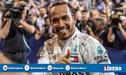 Lewis Hamilton superó a Michael Schumacher y es el piloto mejor pagado de la Fórmula 1