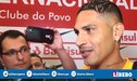 Paolo Guerrero reveló para quién fue dedicado su gol [VIDEO]
