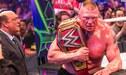 Brock Lesnar dejará la WWE tras WrestleMania para pelear contra Daniel Cormier, campeón de UFC