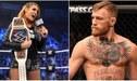 WWE: ¿Y Ronda Rousey? Conor McGregor y su emotivo mensaje a Becky Lynch en WrestleMania 35