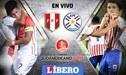 Perú cayó 2-0 ante Paraguay por fecha 4 de Hexagonal Final de Sudamericano Sub-17