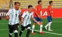 Argentina derrotó 2-0 a Chile y es el nuevo líder del Hexagonal Final del Sudamericano Sub-17 [RESUMEN Y GOLES]