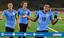 Uruguay goleó 4-1 a Ecuador por la fecha tres del Hexagonal final del Sudamericano Sub-17 [RESUMEN]