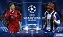 Liverpool vs Porto EN VIVO: guía completa de canales para ver cuartos de final de la Champions [GUÍA TV]