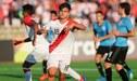 Perú venció 3-2 a Uruguay en el Sudamericano Sub-17 y sueña con estar en el Mundial de Brasil [RESUMEN Y GOLES]