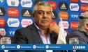 Hinchas peruanos insultaron al presidente de la AFA por la eliminación de la selección peruana Sub 17 [VIDEO]