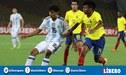 Prensa argentina también vio extraña la derrota de su selección en el Sudamericano Sub-17