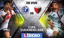 Deportivo Municipal vs. Colón EN VIVO: Día, hora y canal del encuentro de vuelta por Copa Sudamericana