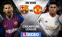 Barcelona vs Manchester United EN VIVO: chocan en partidazo por vuelta de cuartos de Champions League 2019
