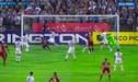 Alianza Lima vs Universitario EN VIVO: Junior Morales aprovechó rebote y anotó 1-0 en Matute [VIDEO]