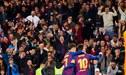 El Camp Nou celebró el gol de Ajax que eliminó a Cristiano Ronaldo de la Champions League [VIDEO]