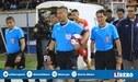 Miguel Santiváñez será el árbitro del Garcilaso - Sporting Cristal