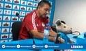 """Claudio Vivas: """"Tenemos posibilidades en la Copa Libertadores"""" [VIDEO]"""