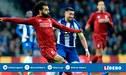 Liverpool vs Porto EN VIVO: Salah anota el 2-0 para los 'reds' en la Champions League [VIDEO]