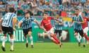 Paolo Guerrero no erró en los penales y anotó el 2-1 en el Torneo Gaúcho [VIDEO]