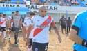 Egidio Arévalo Ríos a punto de irse del Deportivo Municipal