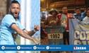 Barristas de Sporting Cristal ajustaron a Patricio Arce en el aeropuerto del Cusco [VIDEO]