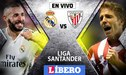EN VIVO| Real Madrid empata 0-0 con el Athletic Bilbao por la fecha 33 de LaLiga