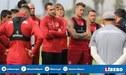 Universitario y los seis en capilla para el duelo con Sporting Cristal