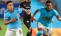 Una copa para ambos: Pretell y Gonzales serán titulares ante Godoy Cruz