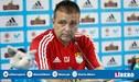 """Claudio Vivas sobre el Cristal-Godoy: """"Trataremos de estar a la altura y hacer un buen partido"""""""