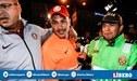 Paolo Guerrero rompió el protocolo y subió a niño blanquiazul al bus del Inter [FOTO]