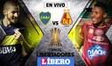 Boca Juniors vs. Tolima EN VIVO ONLINE: Fecha, hora y canal del choque por Copa Libertadores