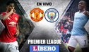 Manchester United vs Manchester City EN VIVO ONLINE DirecTV Sports por la Premier League
