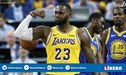 Los Lakers de LeBron James fracasaron en la NBA, pero arrasaron en venta de camisetas