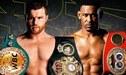 'Canelo' Álvarez vs Daniel Jacobs EN VIVO: vibrante pelea en el T-Mobila Arena de Las Vegas