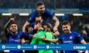 Chelsea, conjunto que disputará su novena final europea tras vencer al Frankfurt