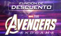 Avengers Endgame: ¡Corre que se acaban! Cine ofrece entradas a S/6.50