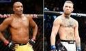 """UFC 237   Anderson Silva explica porqué desea pelear contra Conor McGregor: """"Él aceptó mi desafío"""""""