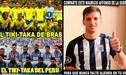 Alianza Lima vs FBC Melgar: Los hilarantes memes de la victoria 'blanquiazul' ante los 'rojinegros [FOTOS]