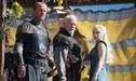 George RR Martin ya tiene listos los libros 6 y 7 de Game of Thrones, según actor de la serie