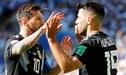 """Sergio Agüero se retracta: """"Mientras Lionel Messi siga jugando merece ganar el Balón de Oro [FOTO]"""