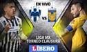 Monterrey vs Tigres EN VIVO: Clásico Regiomontano en semifinales de la Liga MX